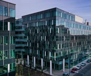 Mazars signs for 1,200 sqm office space at Váci Greens