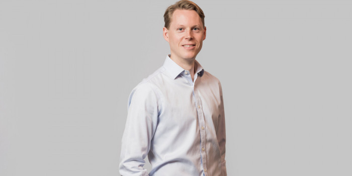 Martin Sandgärde Appointed Business Area Manager Stockholm North at Vasakronan