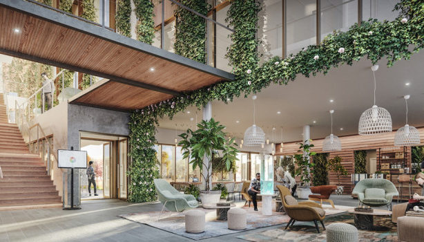 Kungsleden Unites Advanced Technology with Nature and Health in Malmö
