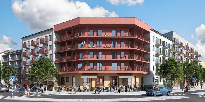 Magnolia Bostad Sells Residential Units in Gothenburg