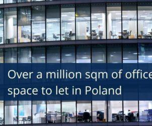 Poland Office stock rises across Poland