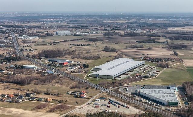 POLAND Panattoni plans Nadarzyn park