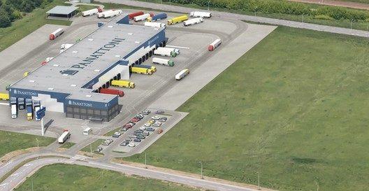 POLAND Green cross-dock for DB Schenker in Rzeszów