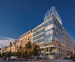 CZECH REPUBLIC Outstanding news for Flow Building
