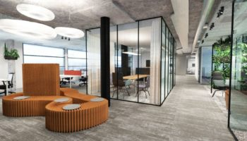 HUNGARY MadiLancos designs own offices in ZenGarden