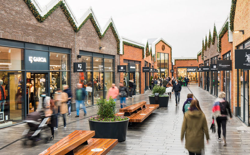 NEINVER and Nuveen Real Estate open Amsterdam The Style Outlets, their first outlet centre in the Netherlands