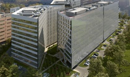 CBRE takes over the property management of Campus 6.2 and Campus 6.3 offices, developed by Skanska
