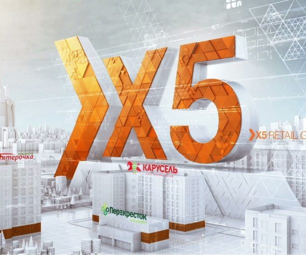 X-5 remains top of the pile in Russian e-grocery