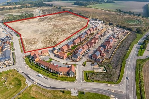 Taylor Wimpey acquires regional UK resi development for €19m