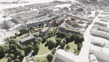 10 Design unveils new development in Edinburgh