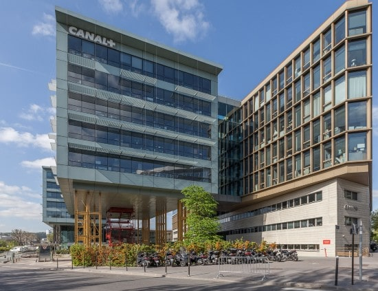 JV acquires Canal+ occupied office building in Paris