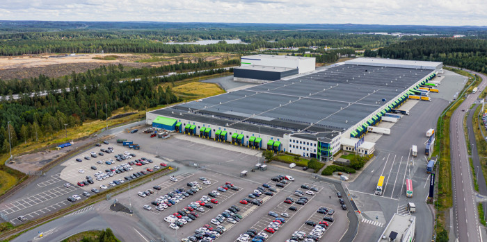 DWS Expands Footprint in Swedish Logistics Sector