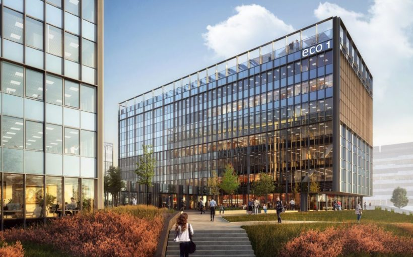 POLAND C&W to lease Eco City Katowice