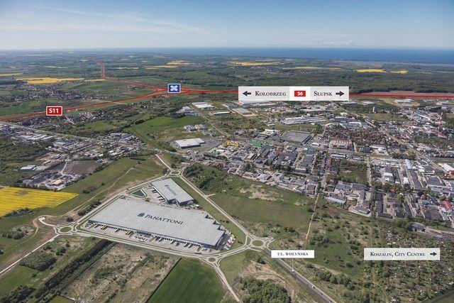 Poland Panattoni to build in Koszalin