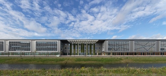 Barings lets 5,000 sqm Grade A logistics unit in Amsterdam