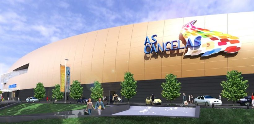 Carrefour Transforms 'As Cancelas' Shopping Center