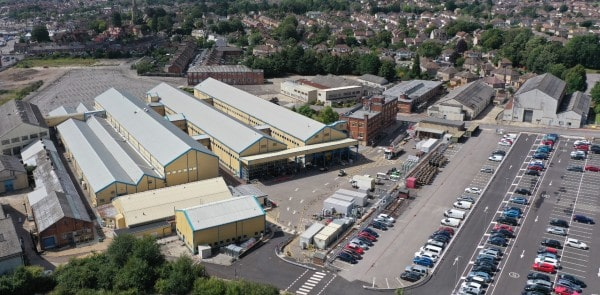Schroder REIT acquires industrial estate in Chippenham for £19.25m