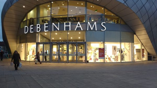 Fraser Group Confirms Debenhams Negotiations