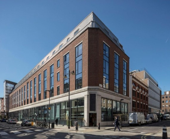 Derwent London to sell office complex for £170m