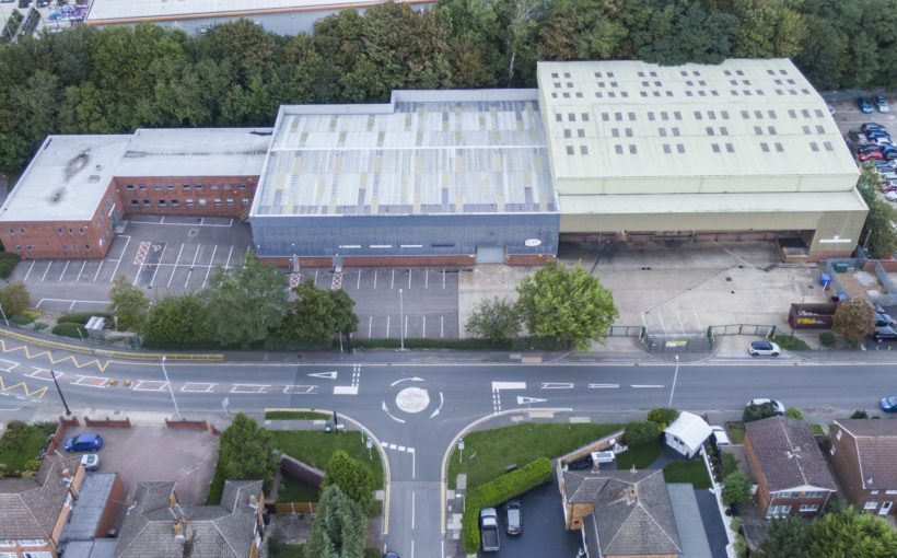 Bedfordshire Warehouse Acquired as Strong Demand Continues