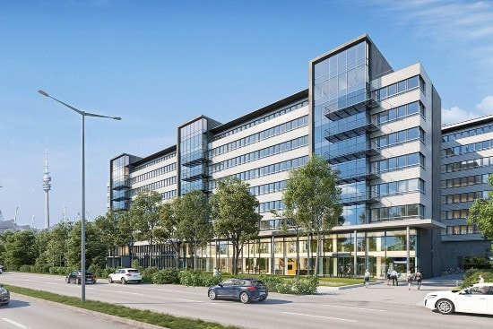 Europa Capital secures pre-let at Olympia Business Centre in Munich