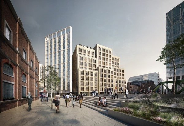 Skanska signs £180m contract with British Land for London office scheme