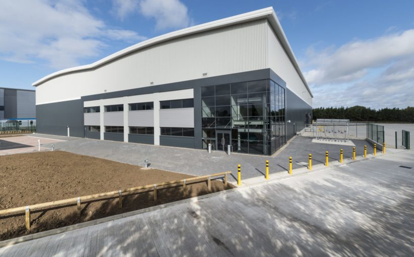 Icon Industrial Lets Harlow Warehouse to International Logistics Firm