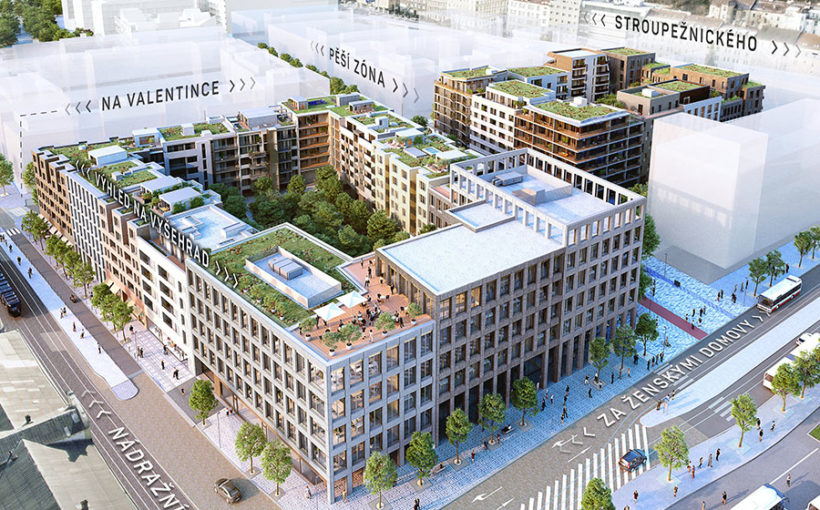 STRABAG kicks off Prague's largest construction project