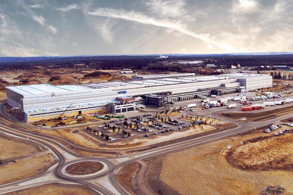 NREP Logicenters acquires Coop logistics centre in Norway