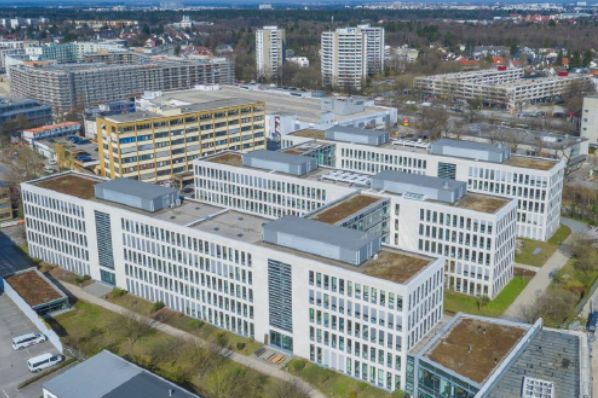 Barings acquires Munich office complex (DE)