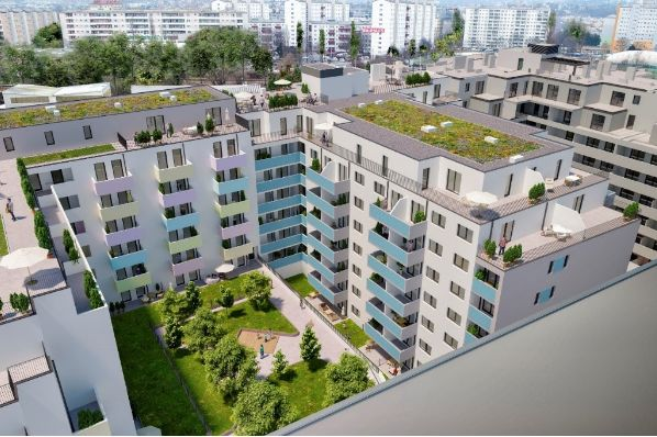 Catella acquires Vienna resi complex for €70m (AT)