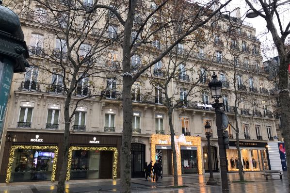 BMO REP acquires Paris mixed-use building (FR)