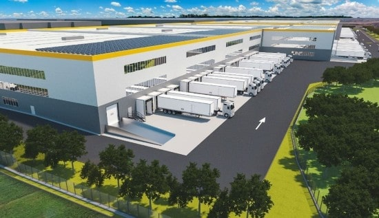 Hines buys prime logistics scheme in Bologna, Italy