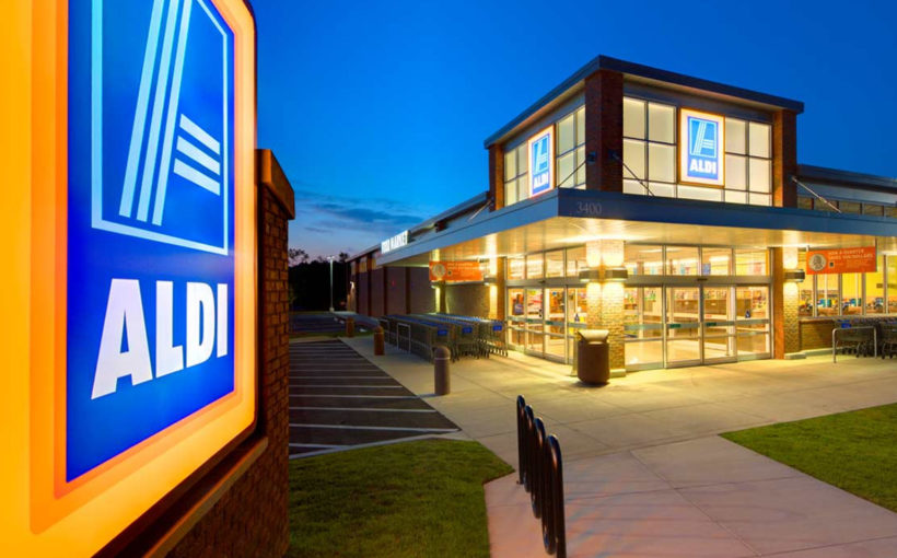 Aldi Reports Record Christmas