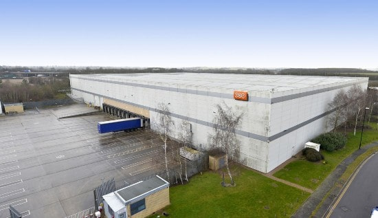 Hines Global acquires industrial warehouse in UK