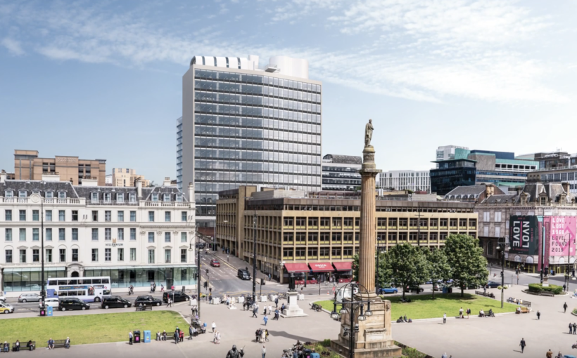 Osborne & Co to Transform Met Tower