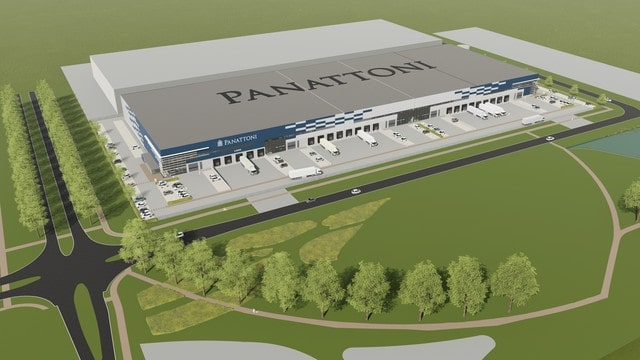 Panattoni starts development of distribution center in Almere