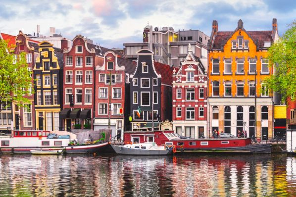 CBRE GI acquires Amsterdam resi portfolio (NL)