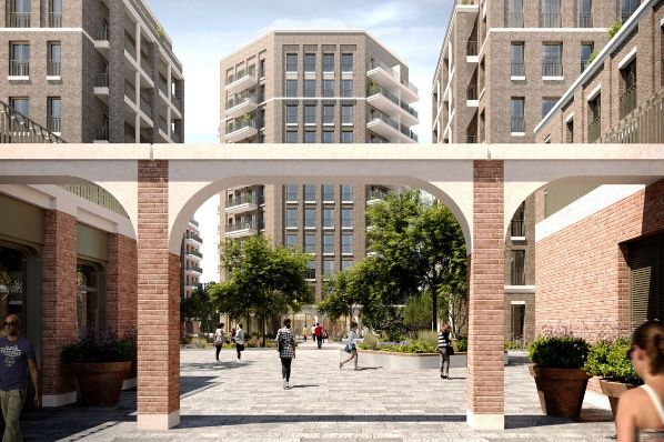 Jenrick approves €281.2m West London urban village (GB)