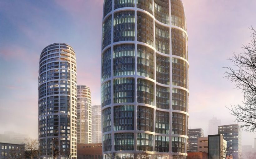 SLOVAKIA Green light for Sky Park Tower