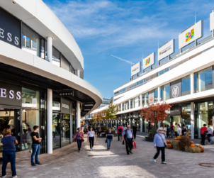 Montabaur The Style Outlets marks its fifth anniversary