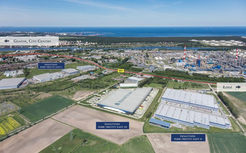 Omega Pilzno expanding in the Tricity