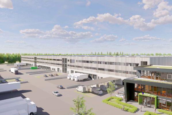 Union Investment acquires logistics project in Nuremberg region (DE)