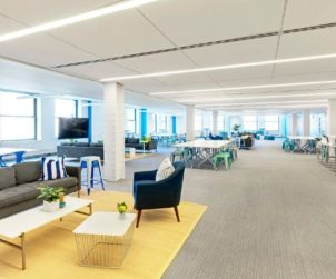 Coronavirus amplifies demand for flexible office space