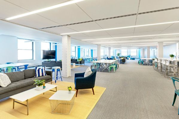 Coronavirus amplifies demand for flexible office space