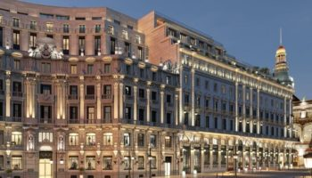 Nuveen Acquires a Commercial Premise in Canalejas for €30 Million to House a Branch of Santander