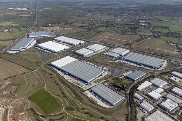 GLP delivers first net-zero carbon logistics development (GB)