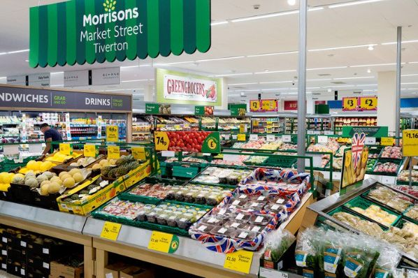 UK food and grocery market to grow 10% by 2022