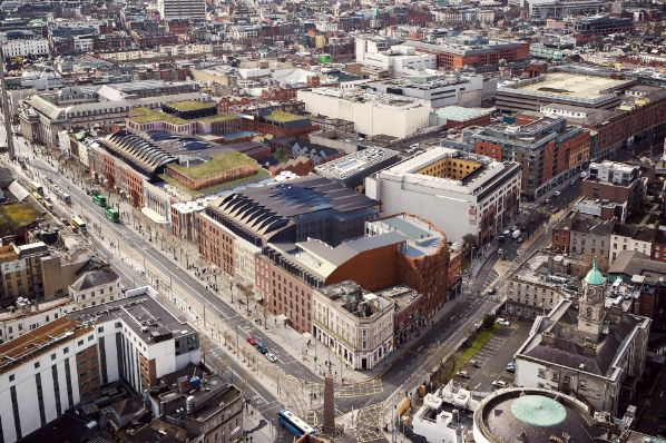 Hammerson appoints architects for Dublin Central project (IE)