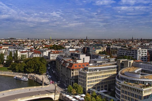 Berlin, Milan and Madrid emerge as new European data centre locations